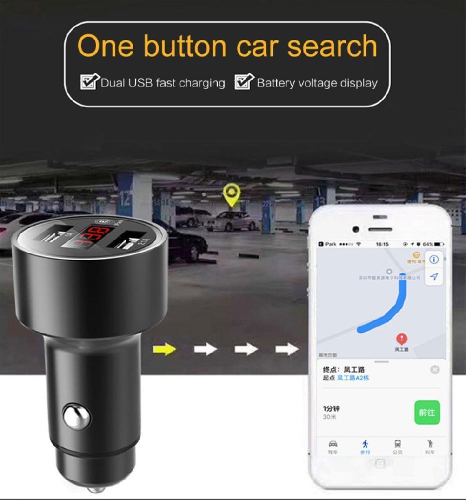 Car MP3 Player FM Transmitter Wireless Bluetooth Car Kit Modulator APP GPS