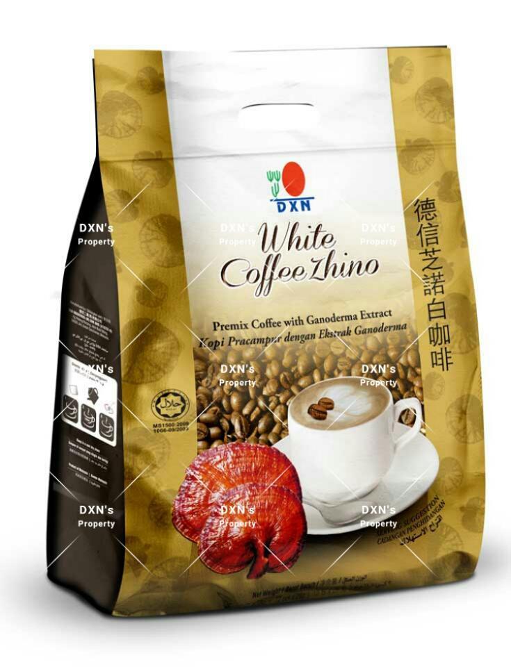 WHITE COFFEE ZHINO-12 pack