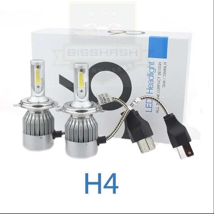 C6 led h4 LED light 1pc for car & motorcycle