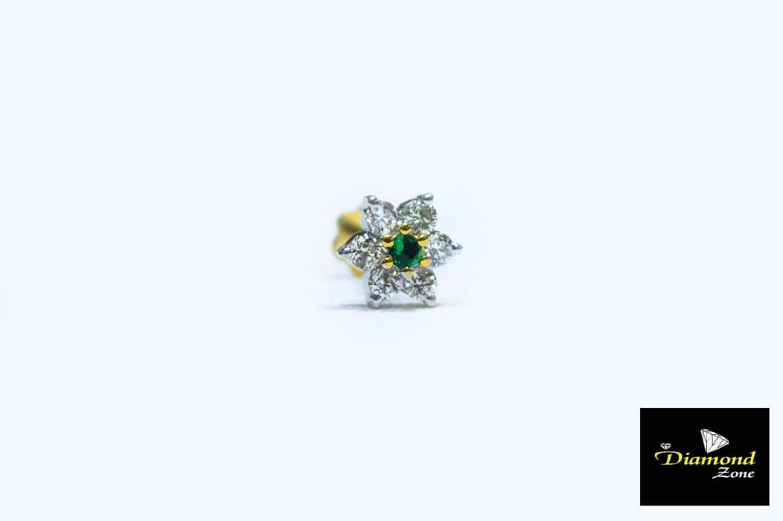 Diamond Nose Pin Buy Online At Best Prices In Bangladesh Daraz