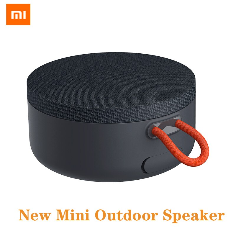 Xiaomi Outdoor Bluetooth Speaker Mini Portable Ip55 Dustproof Waterproof Wireless Speaker Mp3 Player Black Buy Online At Best Prices In Bangladesh Daraz Com Bd