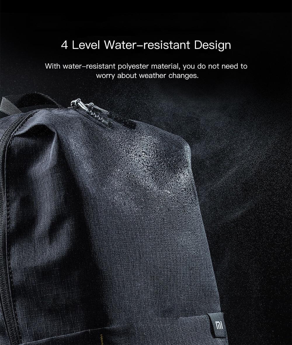 Original Xiaomi Mi Backpack 10L Bag (10)