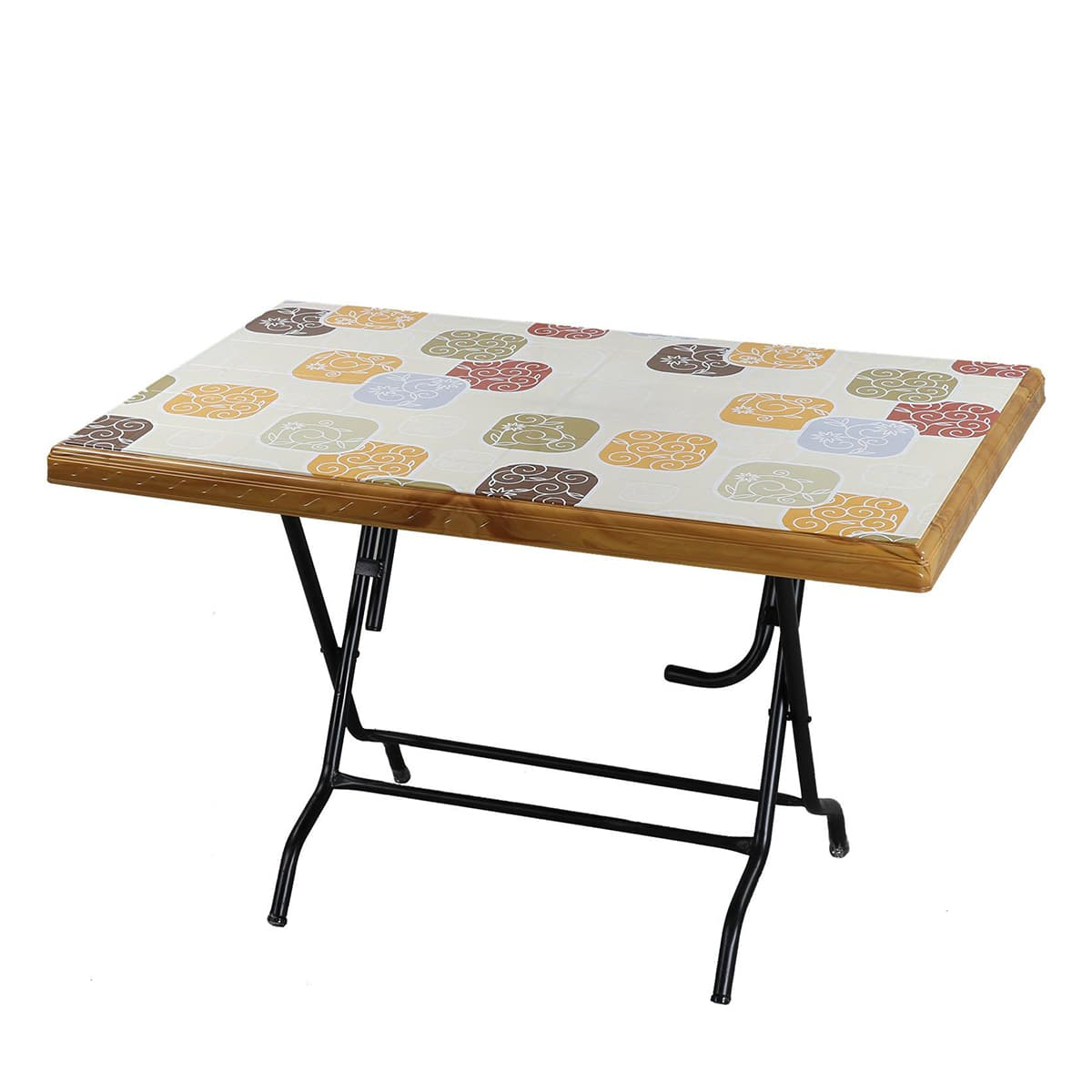 Rfl Dinning Table 4 Seated Decorate 95292 St Leg Printed Buy Online At Best Prices In Bangladesh Daraz Com Bd