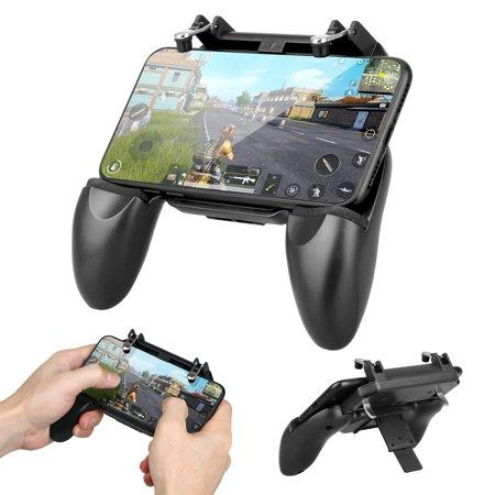 New W10 Gamepad Handle Wireless Joystick Remote Controller for Android &  IOS PUBG Game