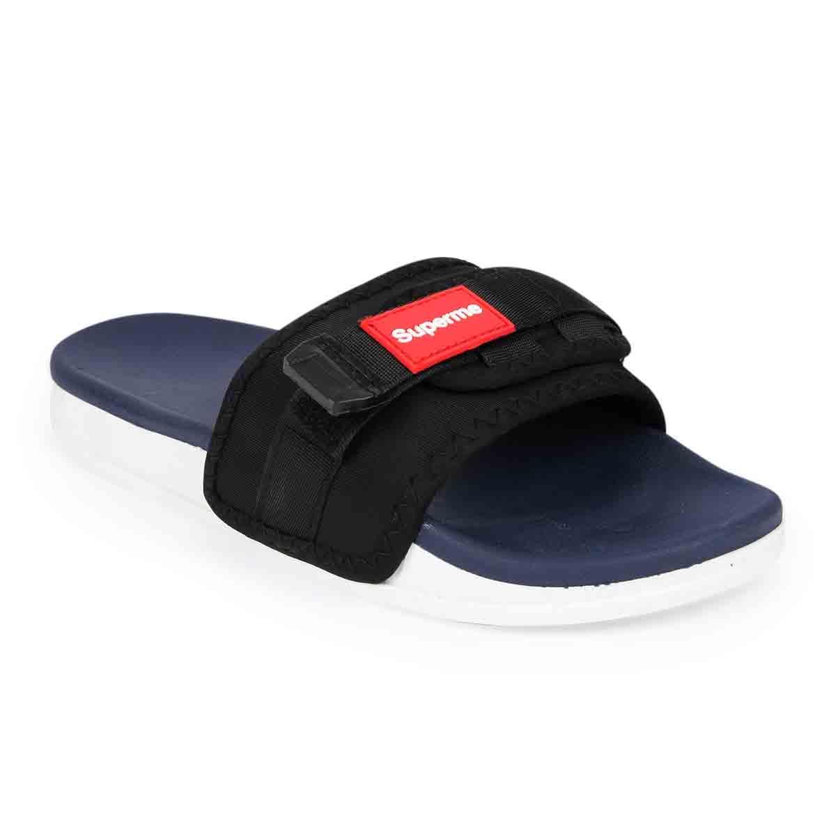 d6498c9e7 Buy Mela Leather Craft shop-slides-flip-flops at Best Prices Online ...