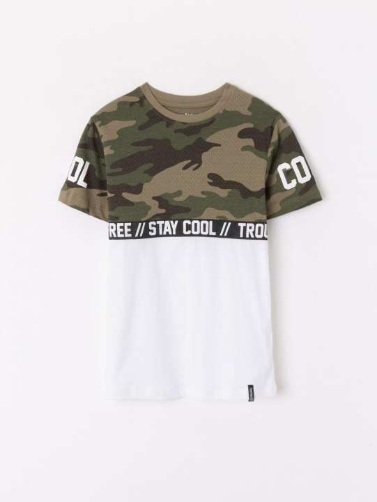Short Sleeve T-shirts for Boys