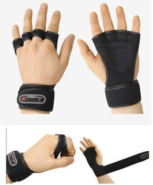 Trovis long-wrist-wrap-gloves
