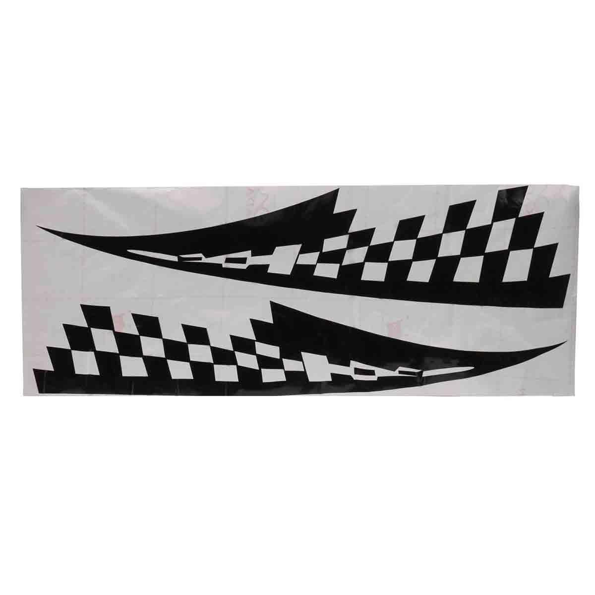 54# VOLKSWAGEN GHOST SKULL Car Bumper Window Body Decal Racing Graphics Sticker