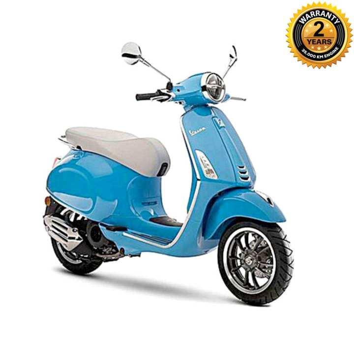VXL150 150cc Scooter - Azure Blue
