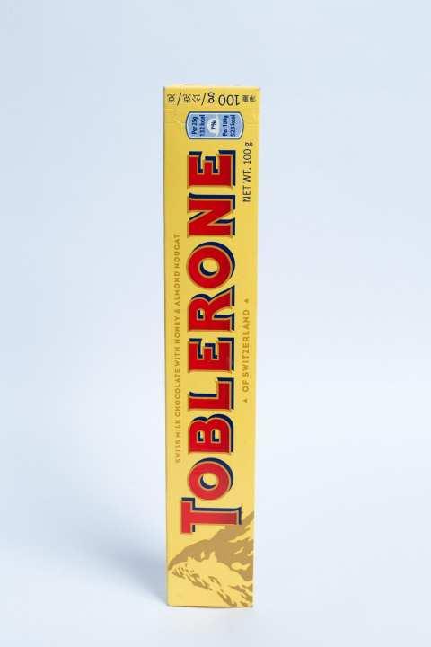 Toblerone Yellow (Switzerland)