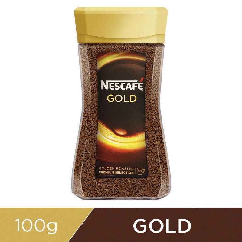 Nes cafe Gold Coffee 100gm (Switzerland)