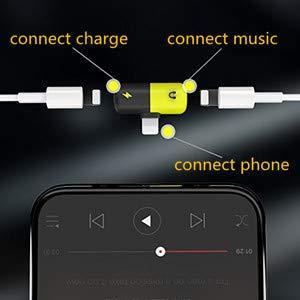 iphone splitter black
