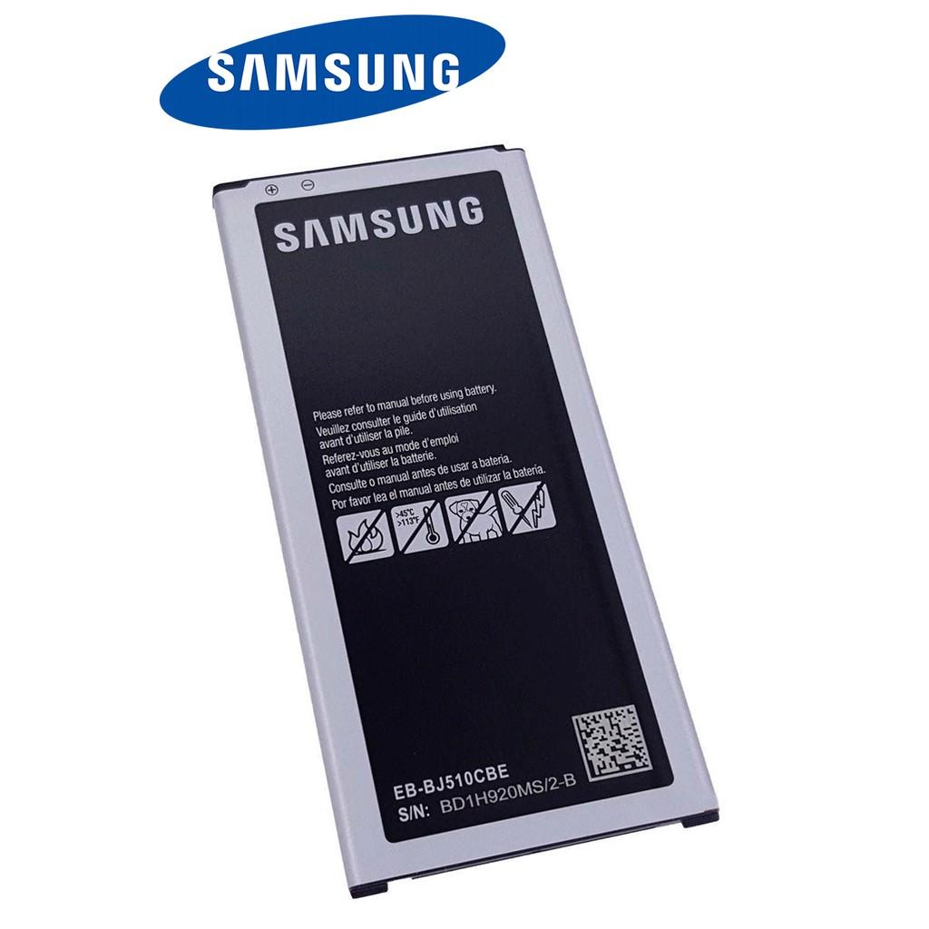 Batterie Pile Accu Original EB-BJ510CBC pour Samsung Galaxy J5 2016 J510FN