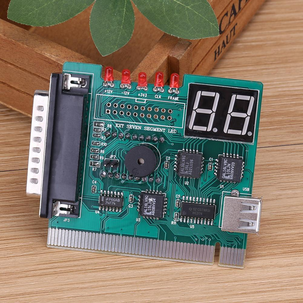 87b01b43cea4 1pc USB PCI PC Motherboard Diagnostic Analyzer POST Card for Laptop PC