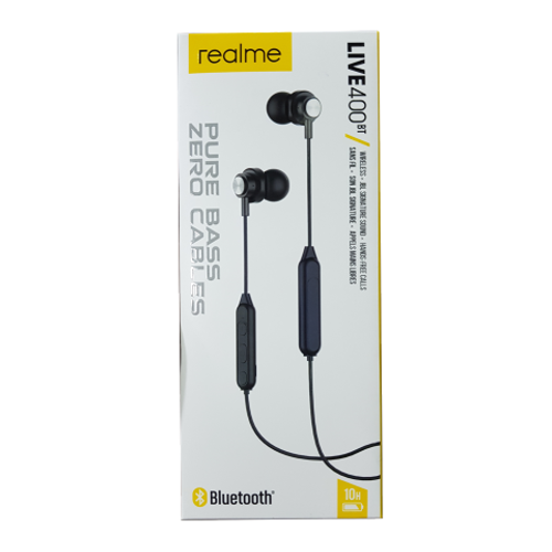Realme Live 400bt Bluetooth Headphone Buy Online At Best Prices In Bangladesh Daraz Com Bd
