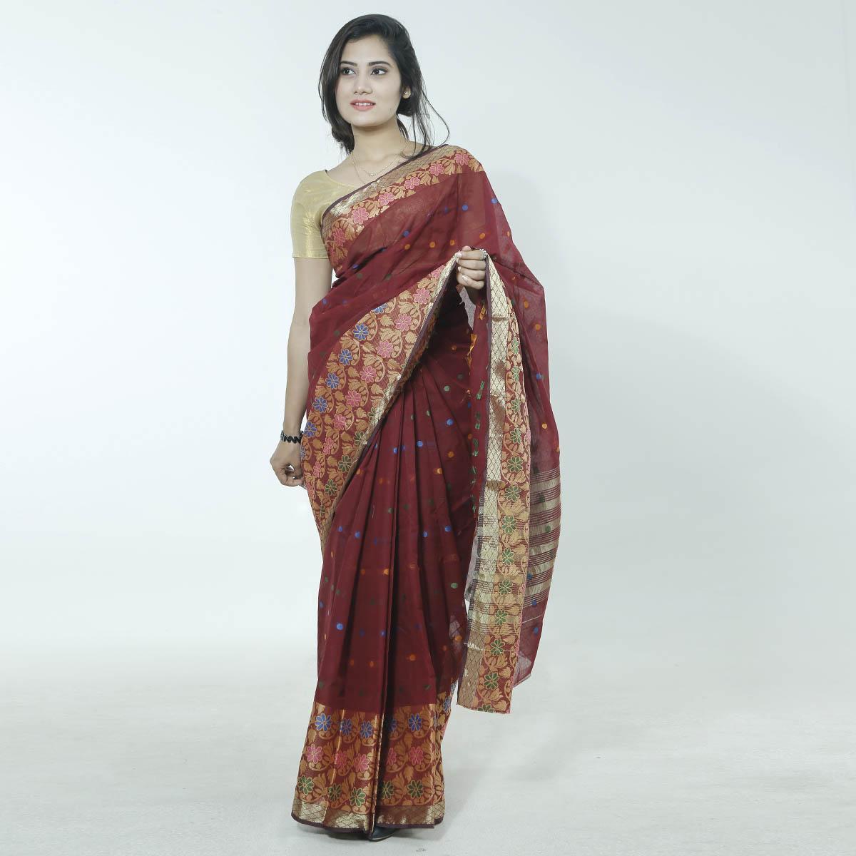 94eccdfd24 Designer Sarees Online - Bangladeshi Saree Collection 2019 - Daraz