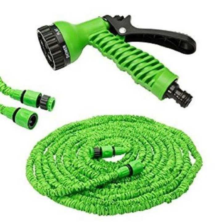 100ft. Expandable Magic Hose pipe - Green