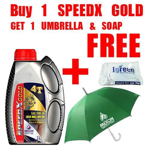 Mexon SpeedX Gold 10W-30 1 Liter