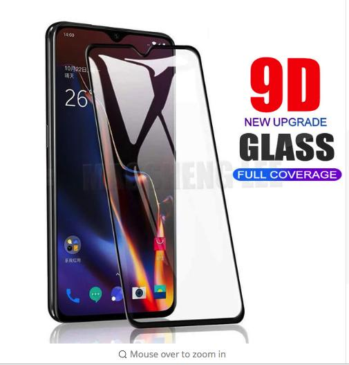 Premium Quality 9D Glass Screen Protector for Huawei Mate 10pro